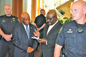 Liberian VP thanks Minnesotans for support during Ebola crisis