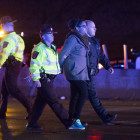 Gov. Dayton vetoes bill increasing penalties for protesters