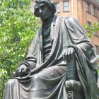 Roger B. Taney statue, Mount Vernon Place, Baltimore, MD