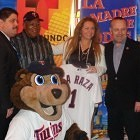 Twins announce new partnership with Latino-owned La Raza