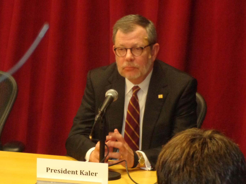 President Kaler