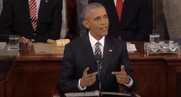 President Obama Delivers SOTU