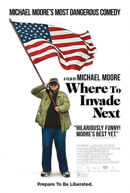 Oscar-winner Michael Moore (for Bowling for Columbine) has been challenging the power structure ever since releasing Roger & Me way back in 1989.