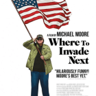 Where to Invade Next poster licensed under fair use via Wikipedia
