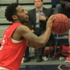 Former St. Paul Johnson boys' basketball standout Quashingm Smith-Pugh is a starting junior guard at St. Mary's University.