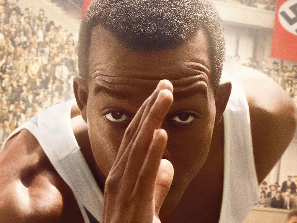 Stephan James as track & field superstar Jesse Owens