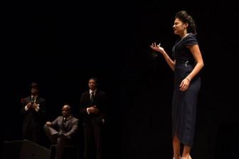 Dahlia Jones starred as Billie Holiday