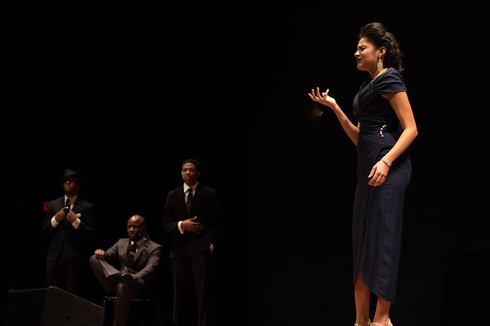 Dahlia Jones starred as Billie Holiday