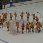 Gopher women hockey team