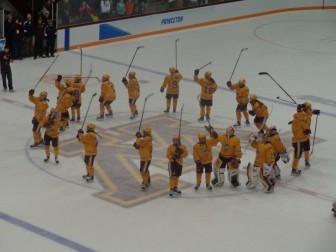 Rivalries — a NCAA Women's Frozen Four preview