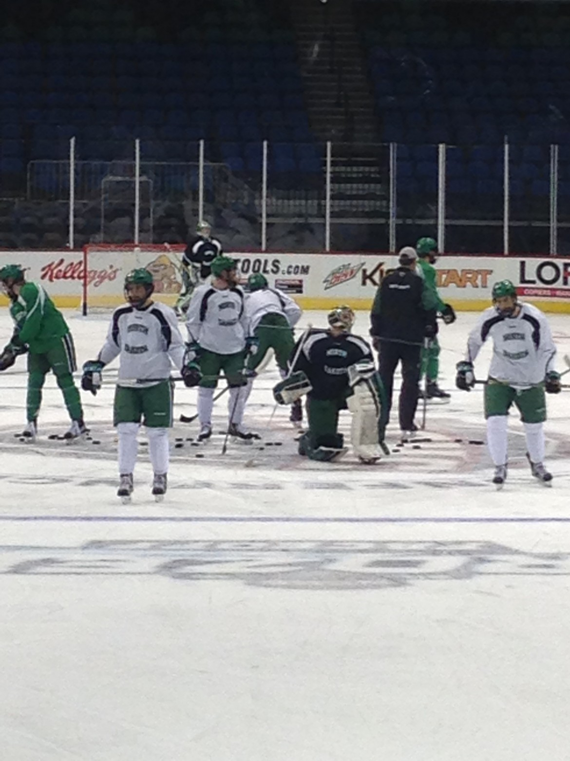 North Dakota practicing