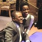 Dr. Bennet Omalu and Ifeoma Ikeme