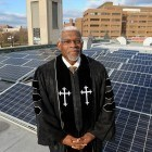 Churches go green, save green, clean God's green Earth