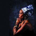 Regina Williams as Nina Simone