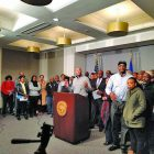 Broad coalition unites around Black legislative agenda