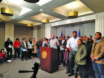 Broad coalition unites around Black legislative agenda