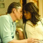 Ethan Hawke (left) and Carmen Ejogo star in Born to Be Blue