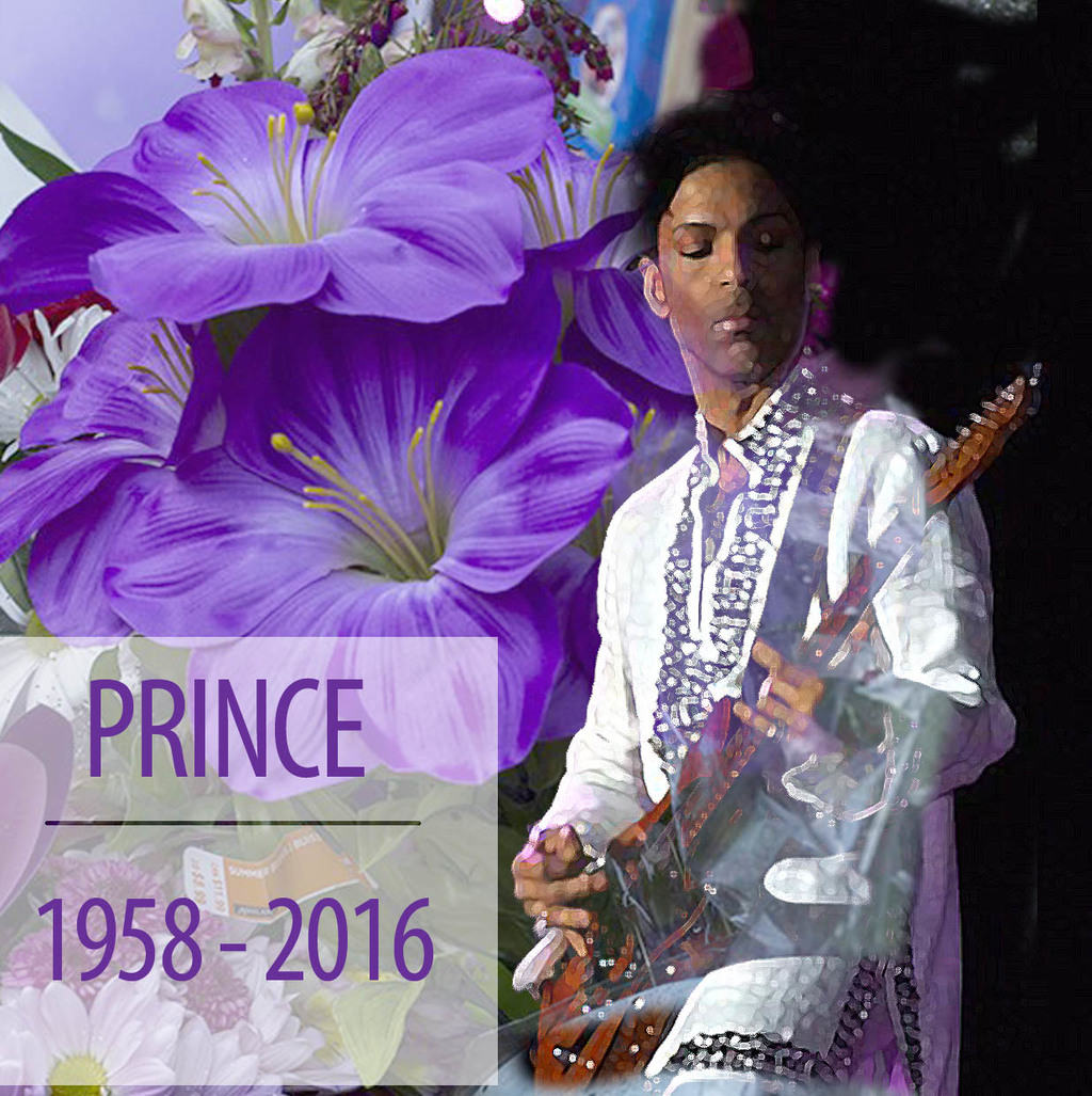 Prince for obit