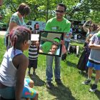 Little Free Library Festival extolled literacy