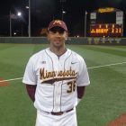Gopher outfielder on track for best season