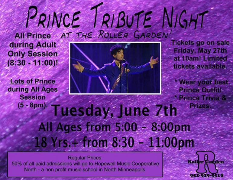 Prince Roller Garden