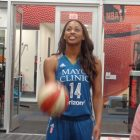 Youngsters inspired by WNBA trailblazers