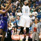 Lynx players add chemistry to Team USA