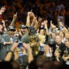 LeBron James delivers championship for Cleveland!
