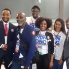 Blacks scarce at DFL state convention