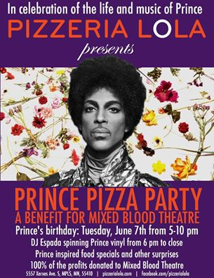Prince pizza