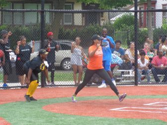 Kickball brings Northside neighbors together for drama-free fun