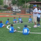 T-Ball, a safe haven in a long, hot summer
