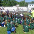 Camp participants