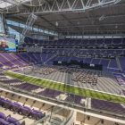 Vikings have spectacular new home