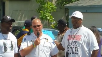 Northsidersencouragedto police their own community