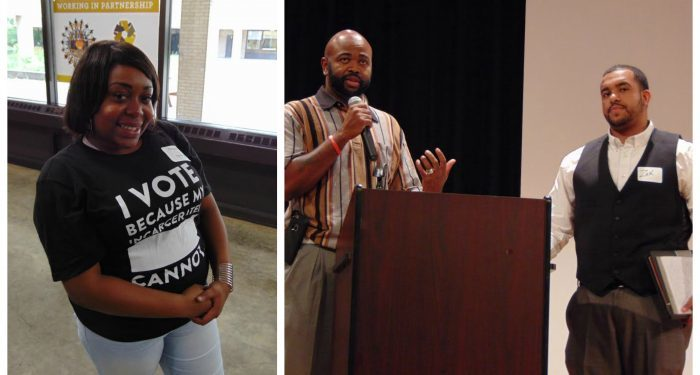 BRIDGE event featured stories from behind prison walls