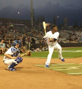 All-Star Dispatch | Harris comes close but short at Home Run Derby