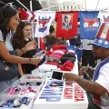 A vendor at the RNC 2016
