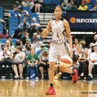WNBA rookies on the rise