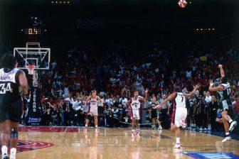 The Shot heard 'round the WNBA world