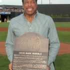 Saints recognize hometown baseball heroes