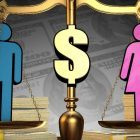 The disparate economic conditions between men and women