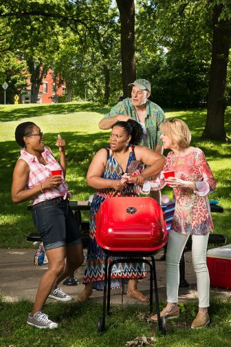 'BARBECUE' opens Mixed Blood's 2016-17 season