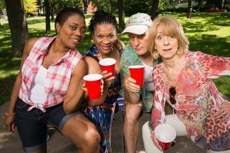 Subversive comedy opens Mixed Blood Theatre's 2016-17 season