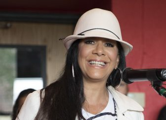 PHOTOS/VIDEO | Sheila E. unites with Mpls. mayor, local nonprofit to continue Prince's philanthropic efforts