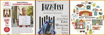 MSR Top Five | Selby Jazz Fest, Sister Spokesman, Open Streets: West Broadway & more!