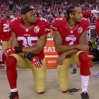The NFL's 'anthem policy' is pure hypocrisy