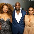 Morris Chestnut and Regina Hall talk 'When the Bough Breaks'