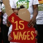 Stalling $15 minimum wage protects the rich