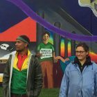 Artists, community members collaborate on mural